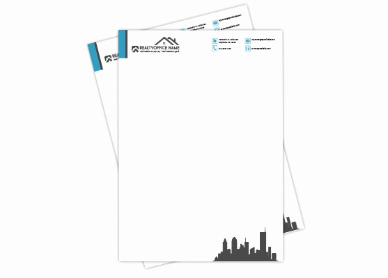 Real Estate Letterhead Templates Free New Real Estate Letterheads