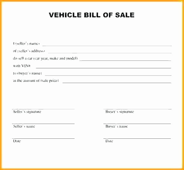 Receipt for Car Sale Private Awesome Vehicle Receipt Sale Vehicle Sale Receipt form Sale