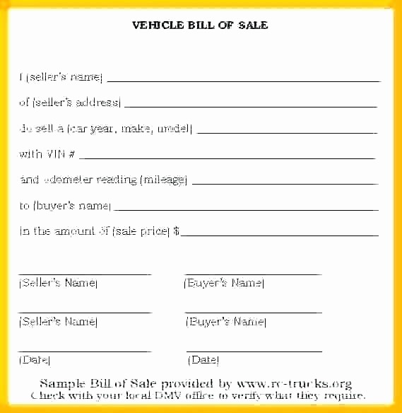 Receipt for Car Sale Private Luxury Private Car Sale Contract Template Private Car Sale