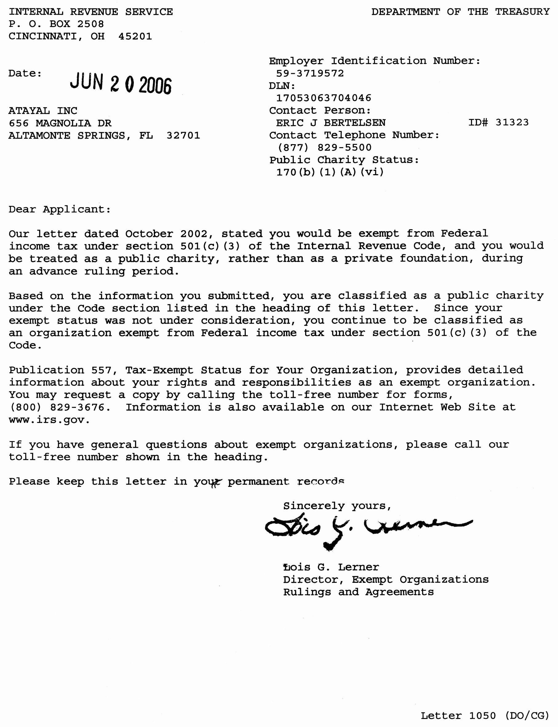 Receipt for Non Profit Donation Beautiful Non Profit Tax Deduction Letter Template Collection