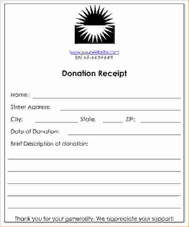 Receipt for Non Profit Donation Luxury Related Keywords & Suggestions for Non Profit Donation