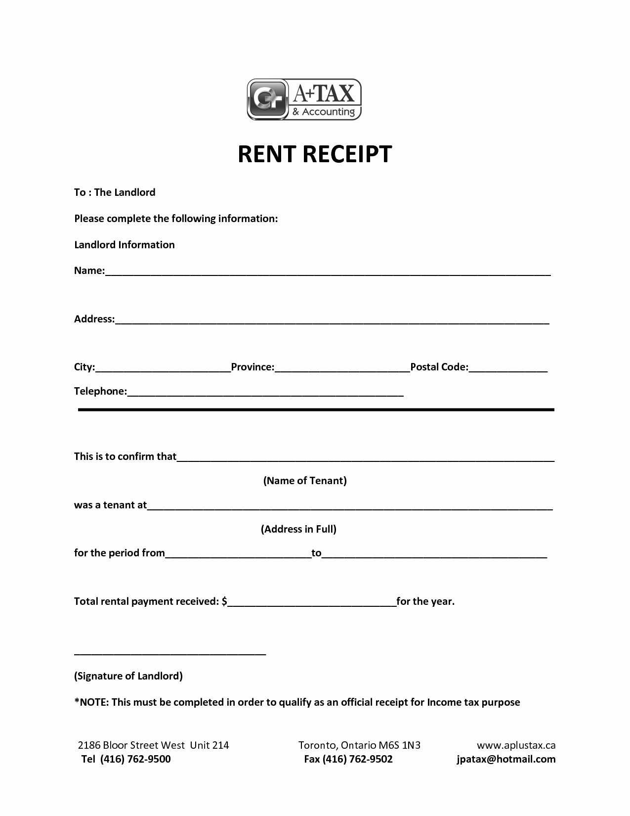 Receipt for Work Done Template Fresh Printable Payment Receipt