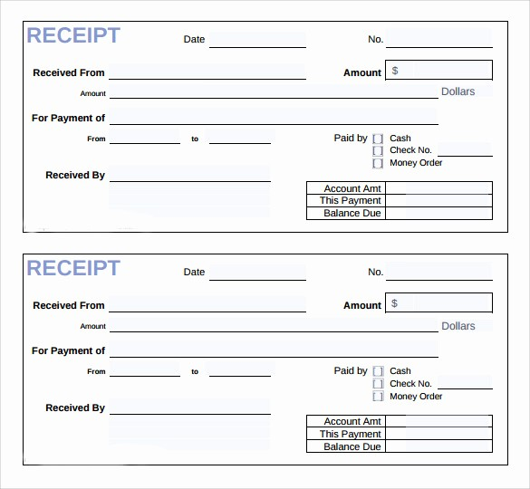 Receipt for Work Done Template Luxury 10 Invoice Receipt Templates to Download