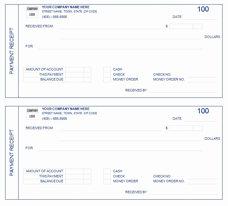 Receipt format for Payment Received Inspirational 40 Payment Receipt Templates Doc Pdf