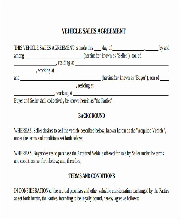 Receipt Of Sales for Car New 6 Auto Sales Receipt Samples