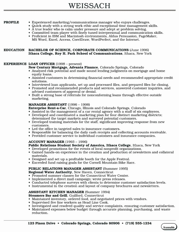 Recent College Graduate Resume Template Beautiful New College Graduate Resume Best Resume Collection