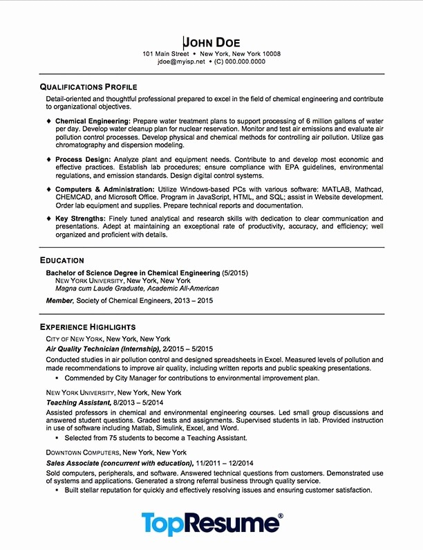 Recent College Graduate Resume Template Unique Recent Graduate Resume Resume Sample
