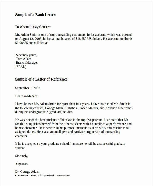 Recommendation Letter for Job Template Unique 10 Employee Re Mendation Letter Template 10 Free
