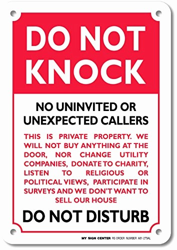 """Recording In Progress Door Sign Awesome Do Not Disturb Recording In Progress 12""""x18"""" Building"""