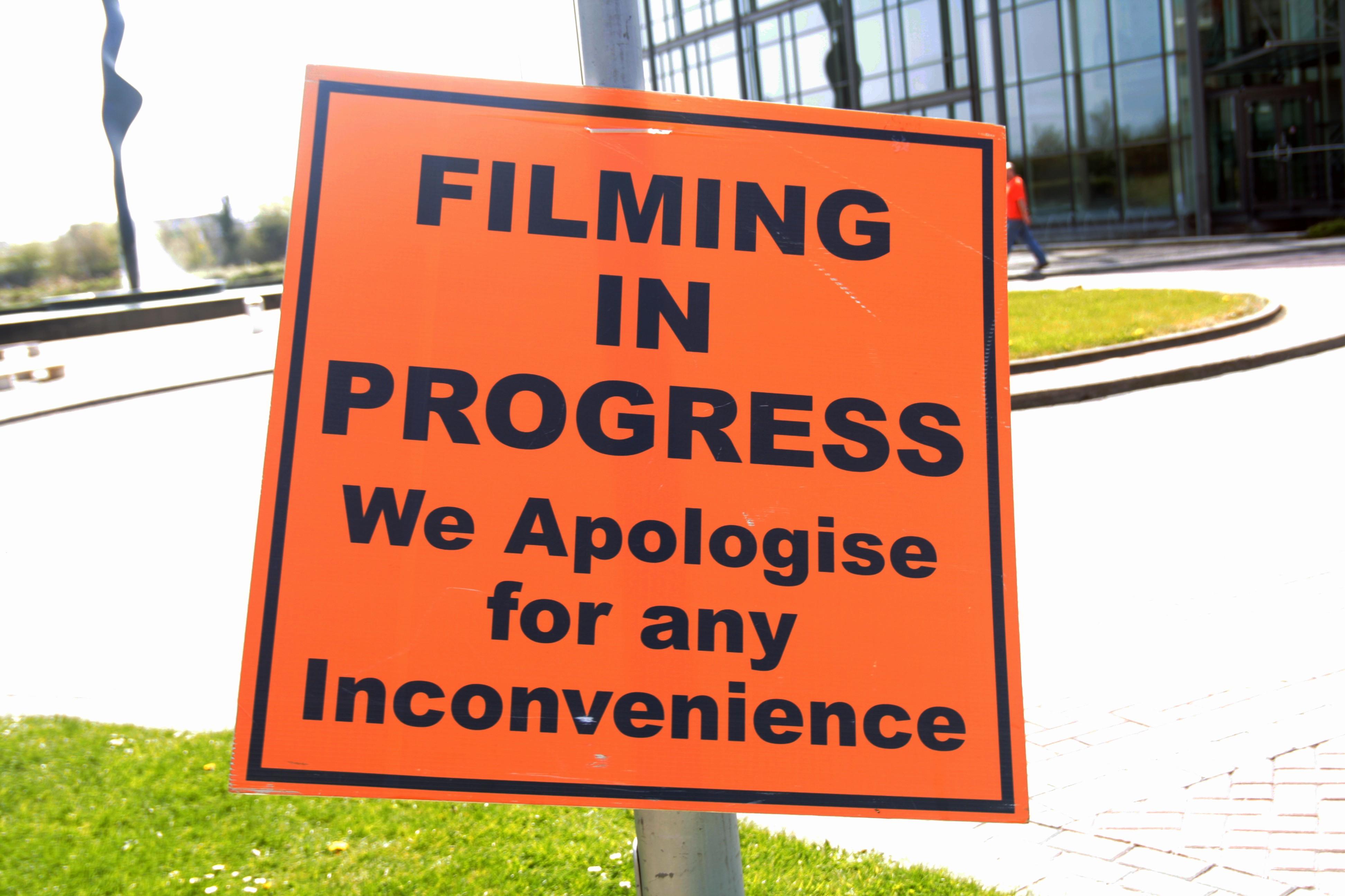 Recording In Progress Door Sign Beautiful Ing In Progress Related Keywords Ing In Progress
