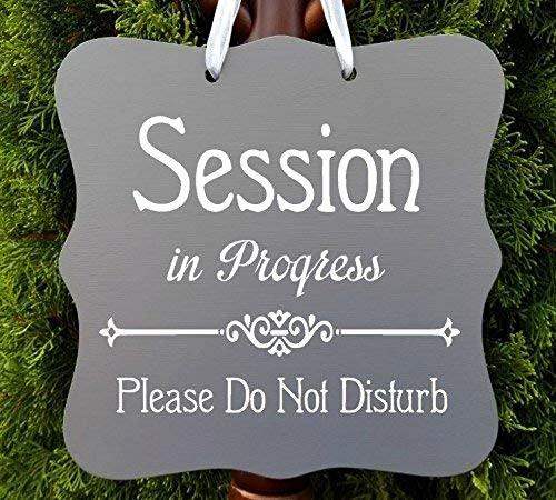 Recording In Progress Door Sign Fresh 96 Amazon Session In Progress Sign Fice Business