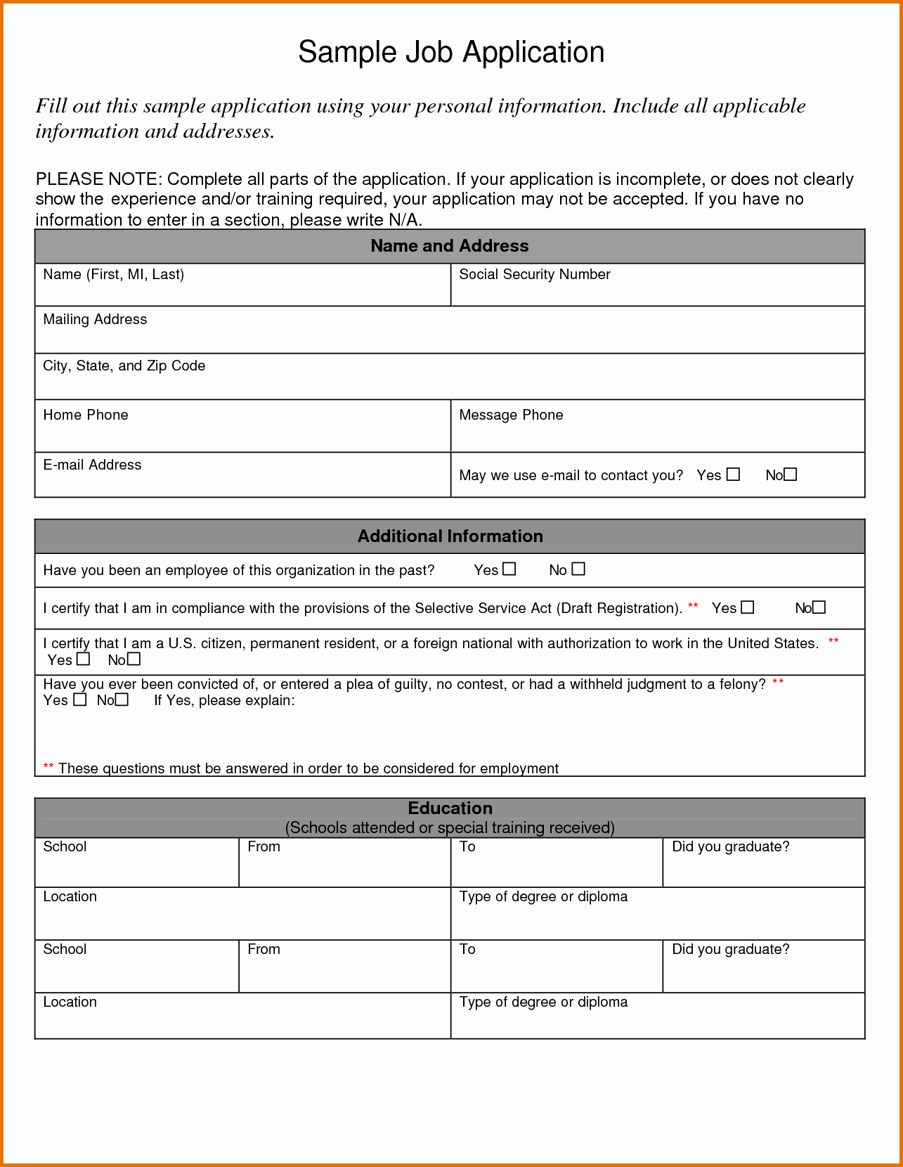 Reference List for Job Application Lovely Sample Application for Jobreference Letters Words