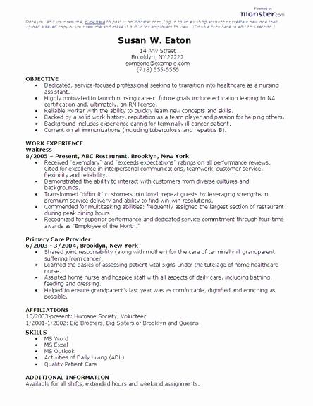 Registered Nurse Resume Template Word Best Of Best Nurse Resume – Gyomorgyurufo