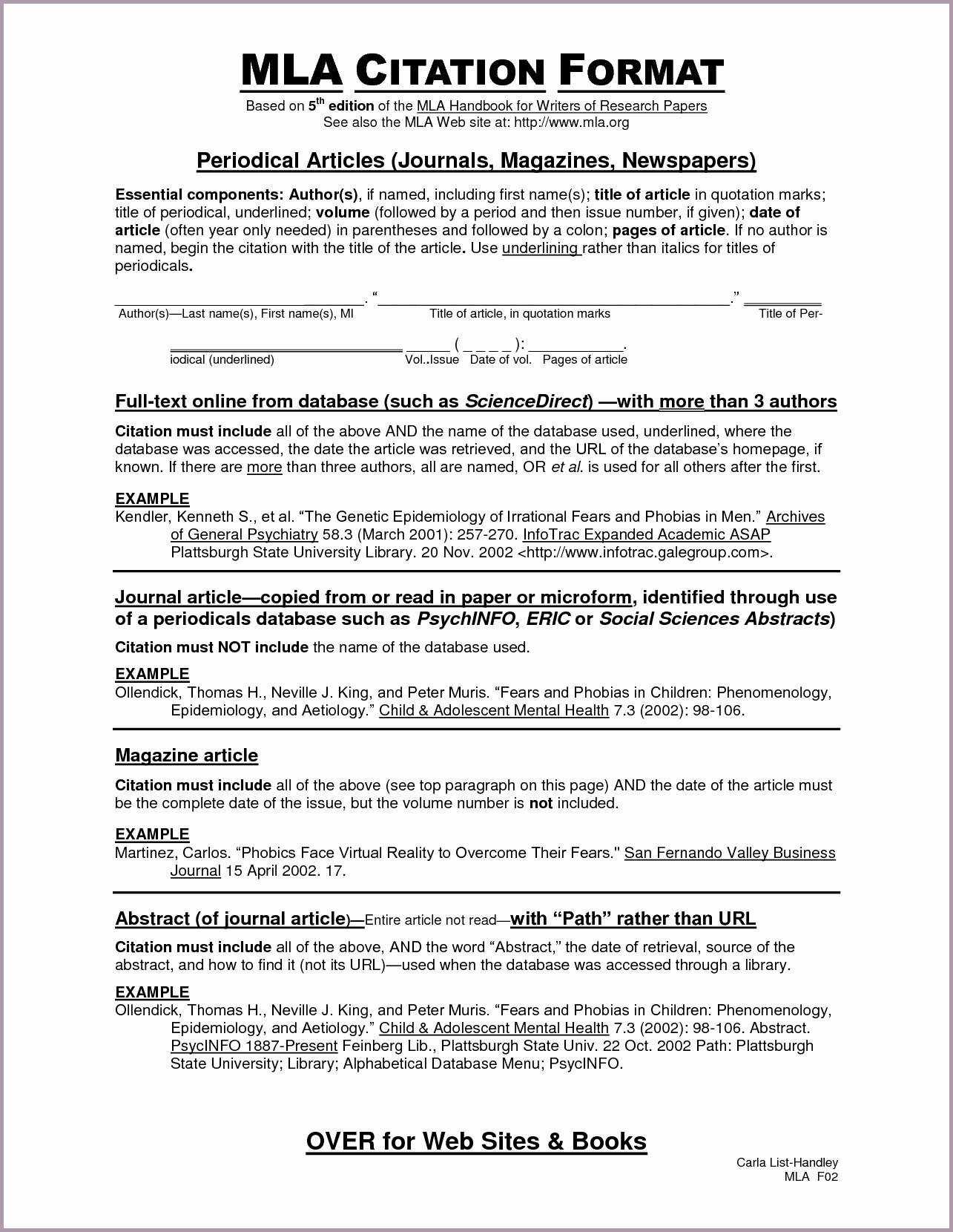 Research Paper In Mla format Best Of How to Cite A Website In Mla format Research Paper