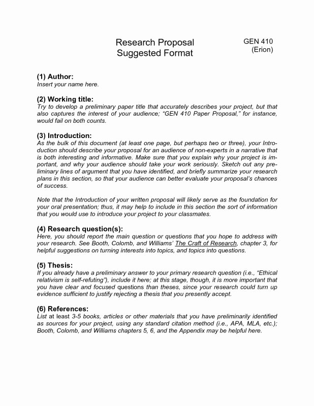 Research Paper In Mla format Inspirational Research Paper Proposal Template