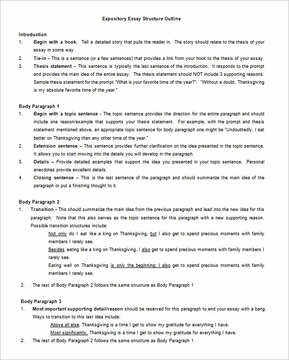 Research Paper Outline Template Word Best Of 25 Essay Outline Templates Pdf Doc