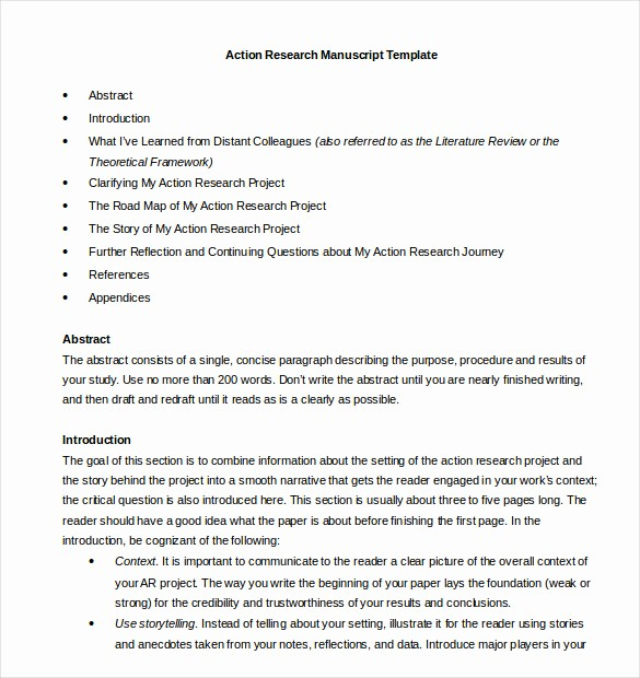 Research Paper Outline Template Word Best Of 8 Research Paper Outline Templates – Free Sample Example
