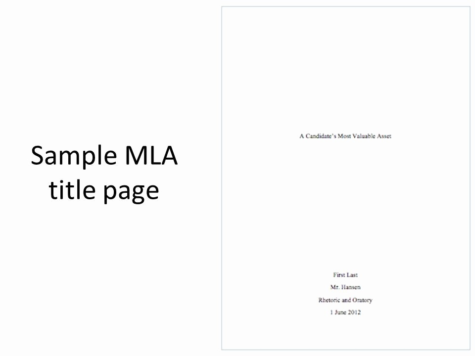 Research Paper Title Page Template Unique College Paper Cover Page