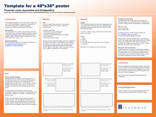 Research Poster Template for Powerpoint Awesome 25 Conference Poster Templates – Free Word Pdf Psd Eps