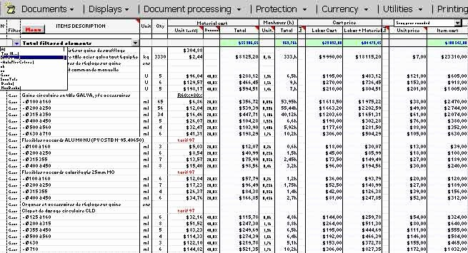 Residential Construction Cost Breakdown Excel Elegant Cost Breakdown Template Excel Archives Constructupdate