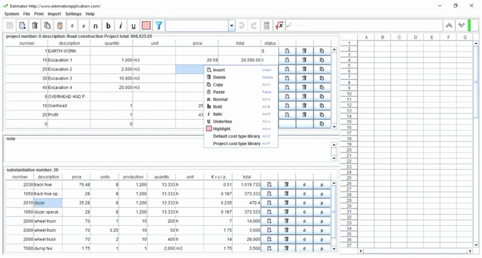Residential Construction Cost Breakdown Excel Lovely Invoice to Go Cost Excel Spreadsheet House Building Costs