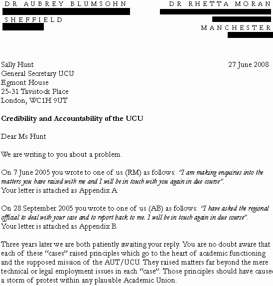 Resignation Letter Due to Harassment Fresh Bullying Of Academics In Higher Education A Letter to