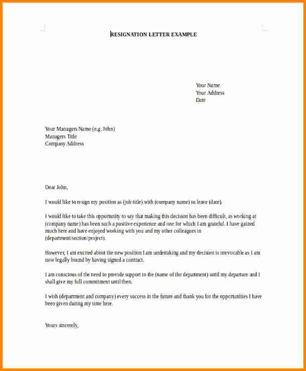 Resignation Letter From Nonprofit Board Unique 7 Board Resignation Letter Sample Non Profit