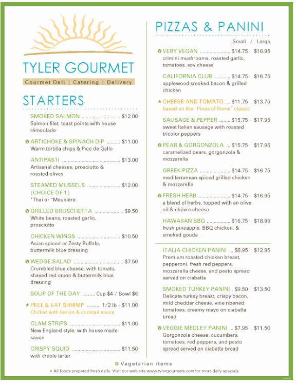 Restaurant Menu Template Microsoft Word New Menupro Menu Maker for Restaurant Menu Design – Easier