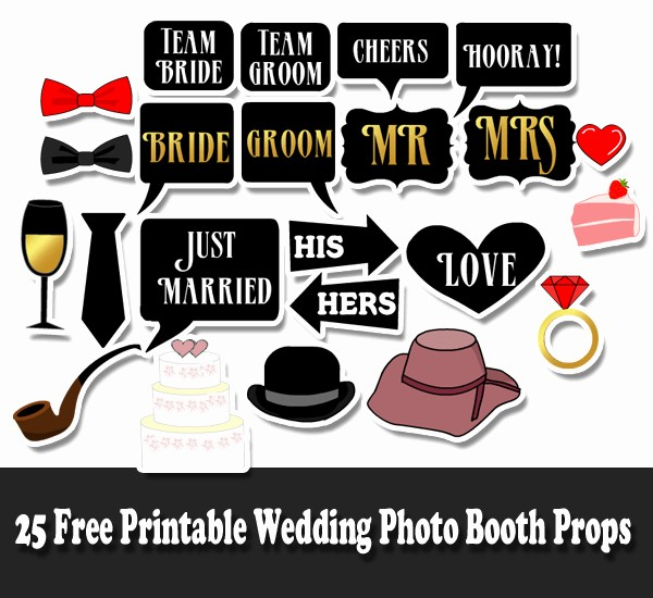 Restaurant P&l Template Awesome Wedding Booth Props Templates Download 700 Free