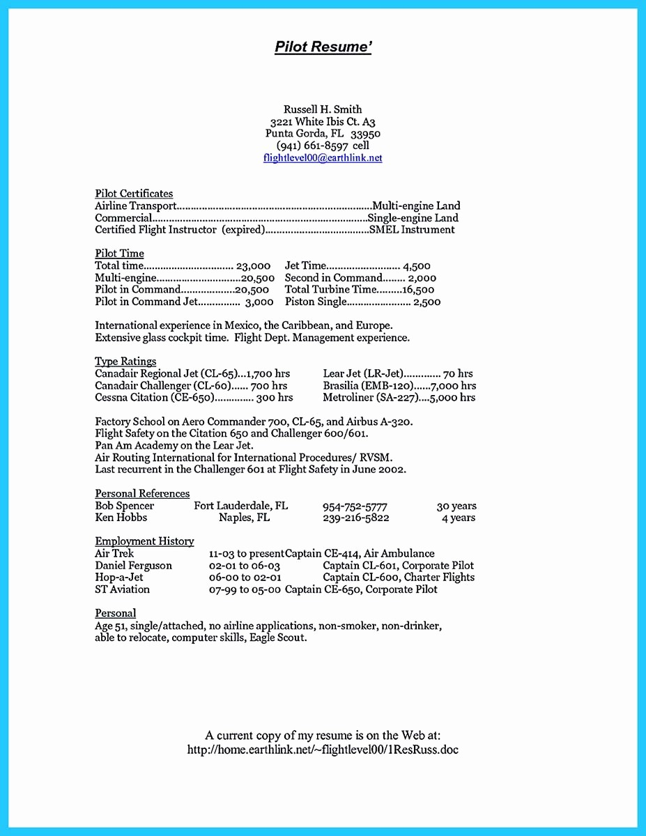 Resume and Cover Letter format Best Of Learning to Write A Great Aviation Resume
