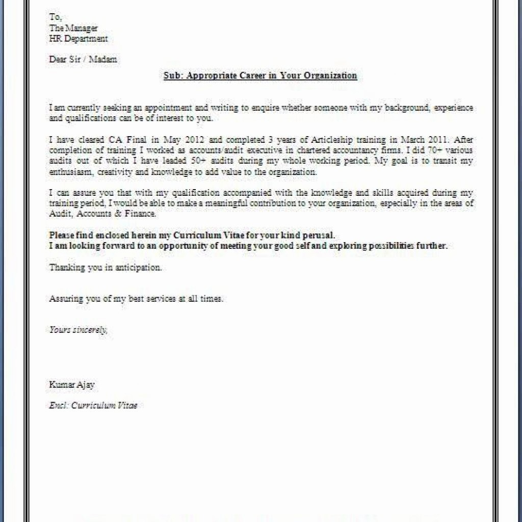 Resume and Cover Letter formats Fresh Dandy Free Resume Cover Letter – Letter format Writing