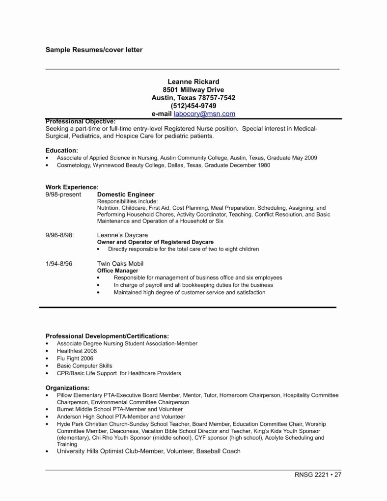 Resume Cover Letter Entry Level Awesome Job Application Standing Out From the Pack