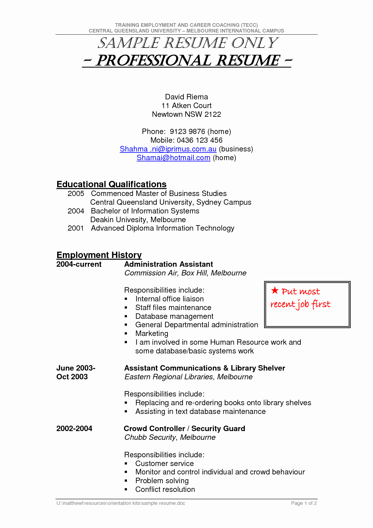 Resume Cover Letter Entry Level Beautiful Entry Level Security Ficer Cover Letter Sample