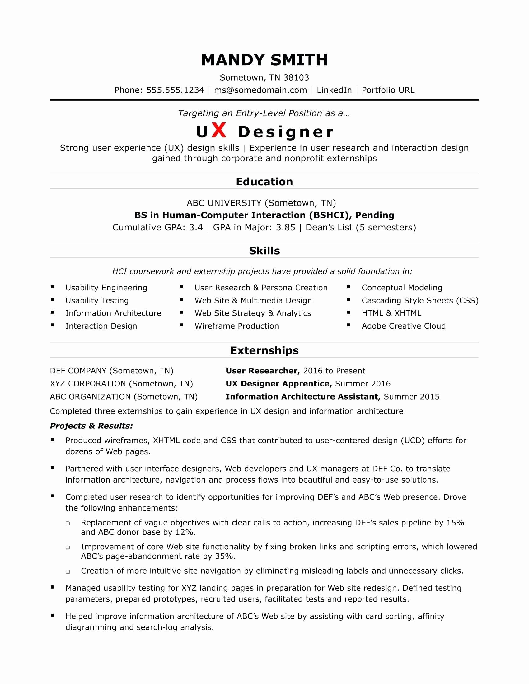 Resume Cover Letter Entry Level Fresh Resume Floral Designer Resume