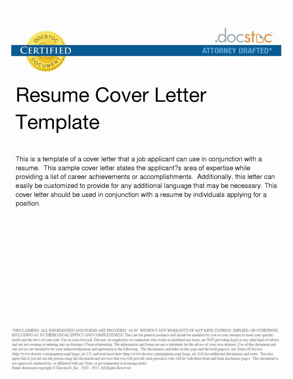 Resume Cover Letter Template Free Lovely Simple Email Cover Letter for Resume Awesome Cover Letter