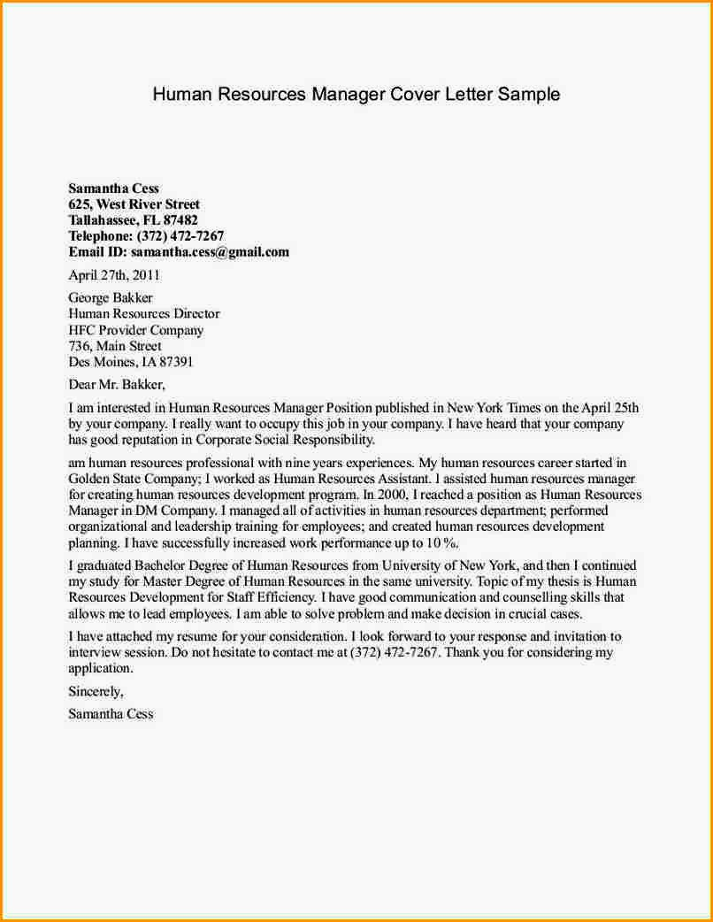Resume Cover Letter Templates Free Elegant Example Application Letter and Resume