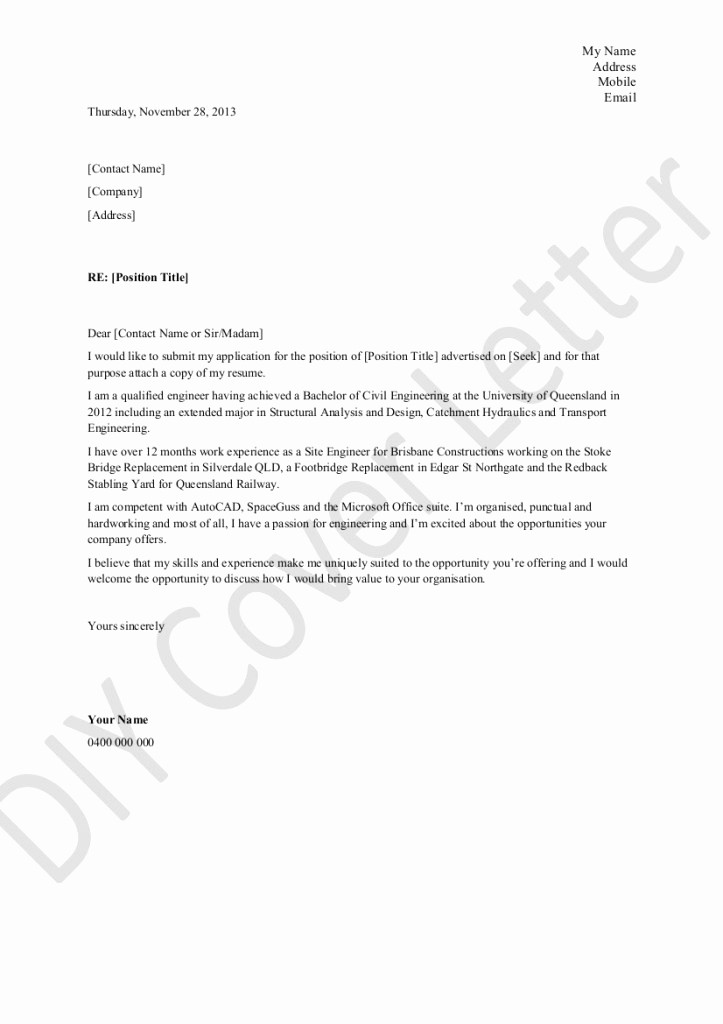 Resume Cover Letter Templates Word Inspirational Best S Of Resume Cover Letter Template Word Sample