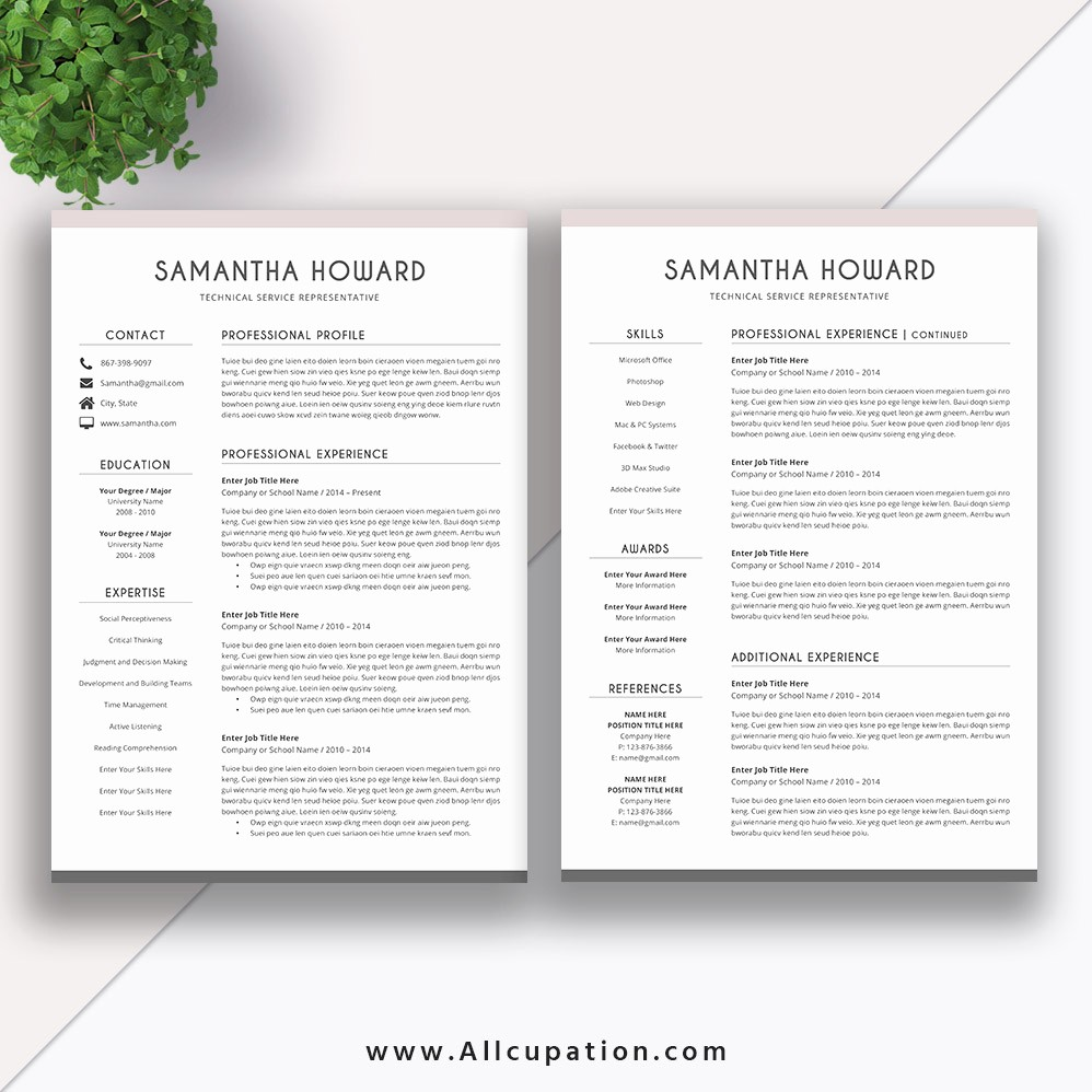 Resume Cover Letter Word Template Luxury Creative Resume Template Modern Cv Template Word Cover