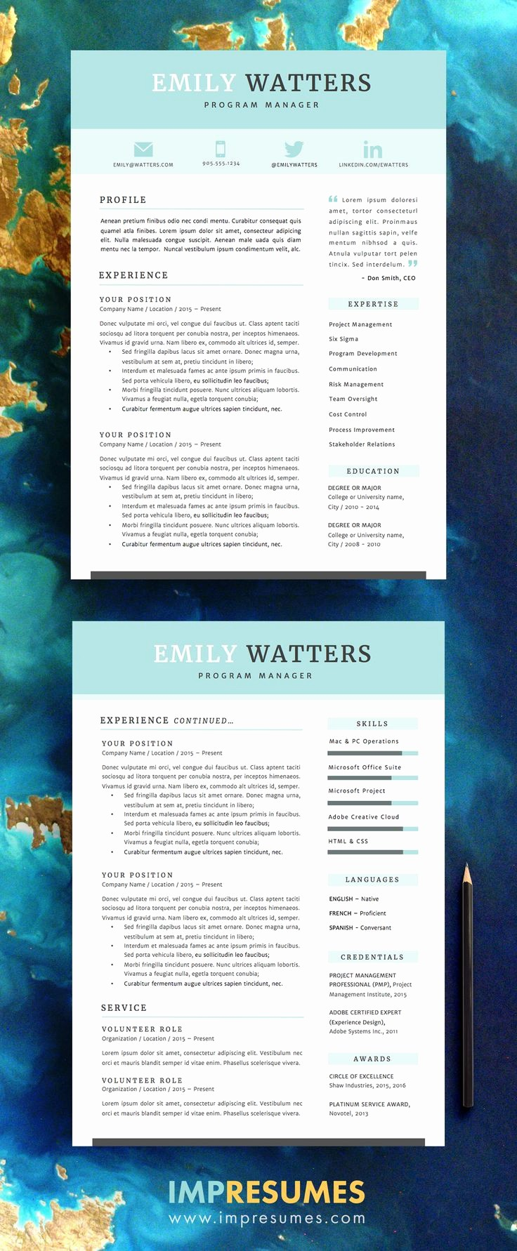 Resume Cover Page Template Free Beautiful 17 Best Ideas About Cover Page Template On Pinterest