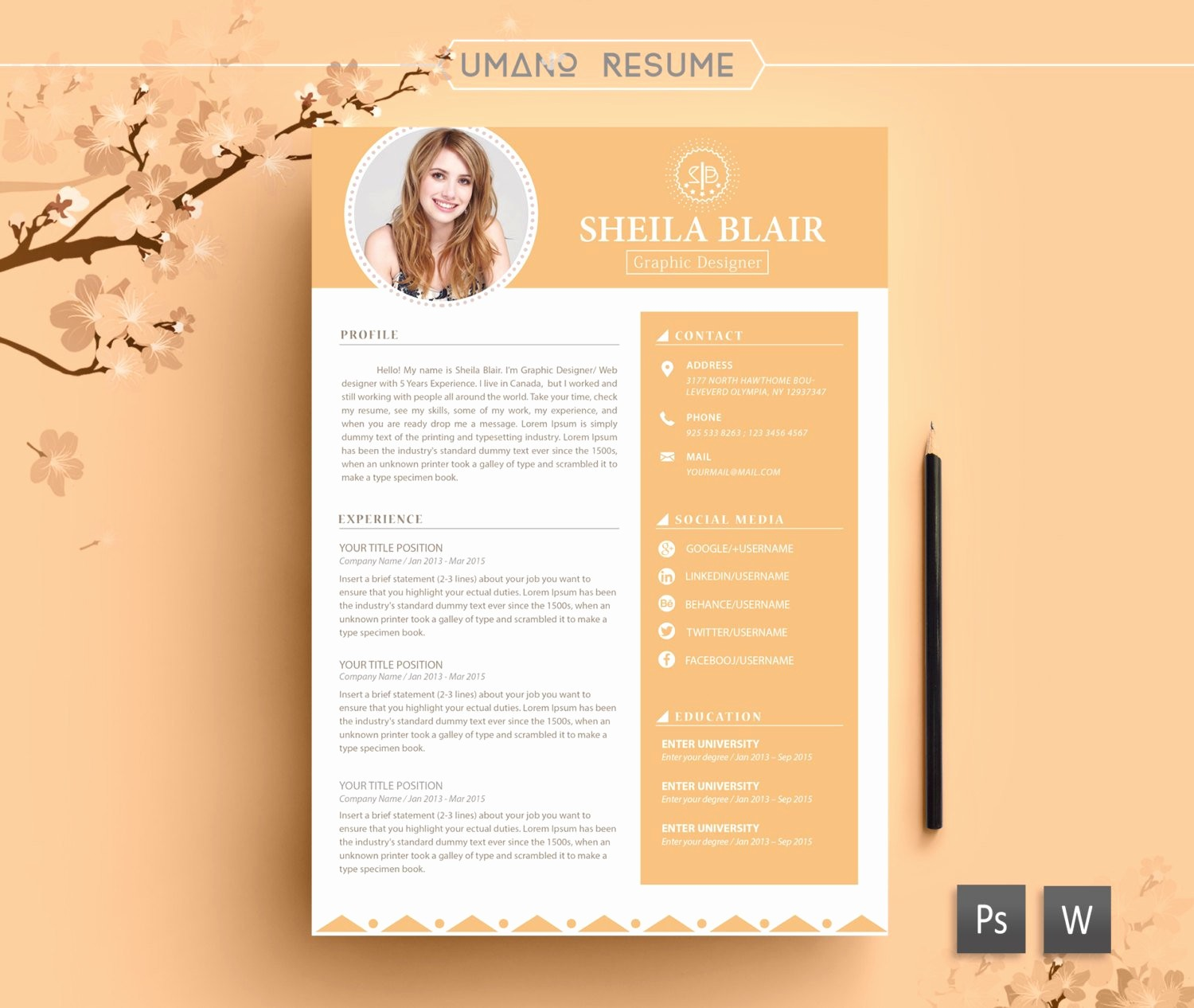 Resume Cover Page Template Free Fresh Resume Template Free Cover Letter for Word Ai Psd Diy