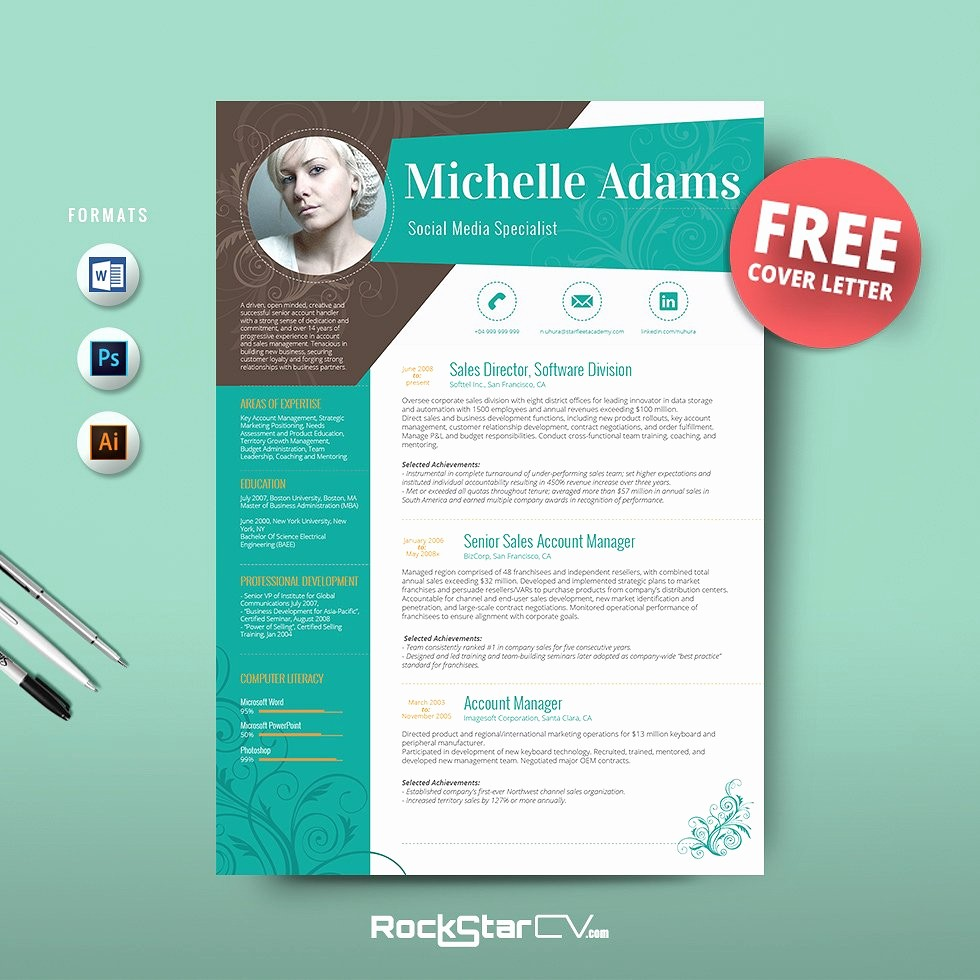 Resume Cover Page Template Free New Resume Template Free Cover Letter Cover Letter