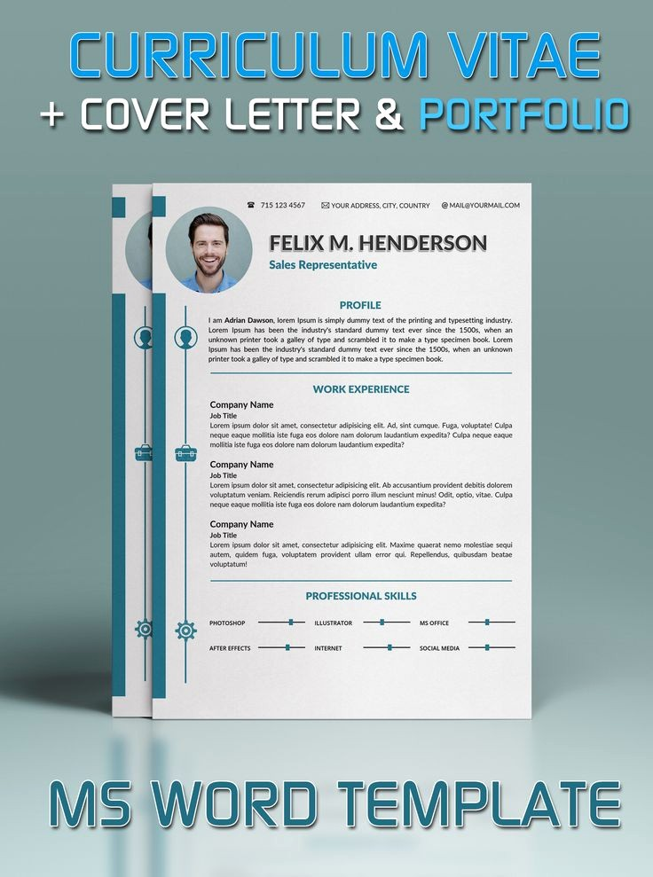 Resume Cover Page Template Word Beautiful Resume Template In Microsoft Word Cover Letter and