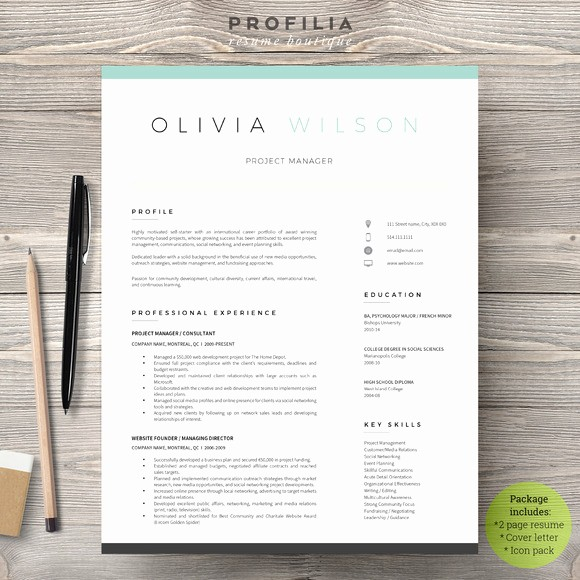 Resume Cover Page Template Word Best Of 28 Minimal & Creative Resume Templates Psd Word & Ai