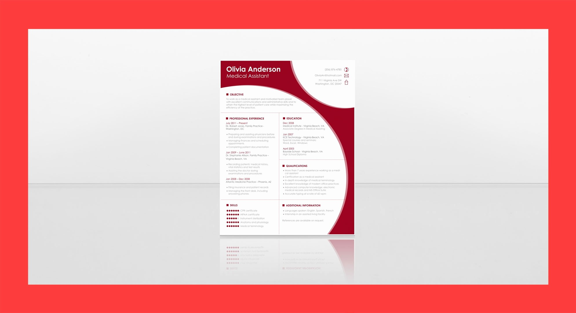 Resume Cover Page Template Word Fresh Resume Template for Microsoft Word Templates Free