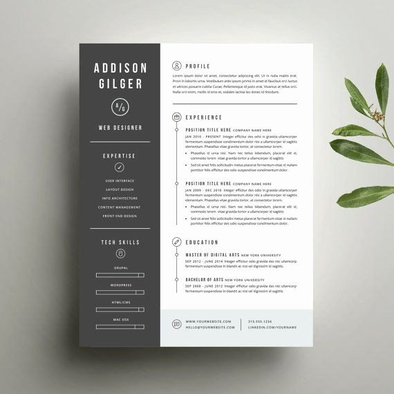 Resume Cover Page Template Word Inspirational Resume Template and Cover Letter Template for Word