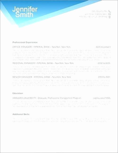 Resume Cover Page Template Word Unique Resume Cover Page Template Examples Professional