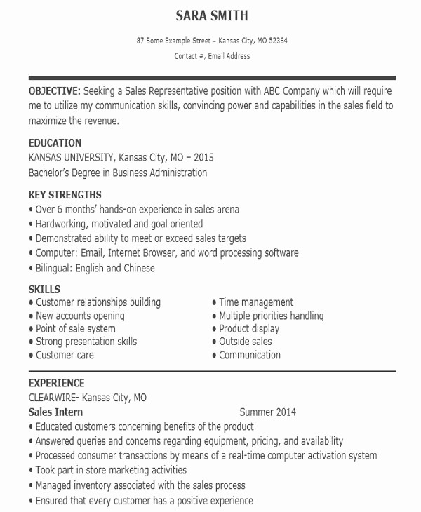 Resume for Entry Level Position Unique 10 Sample Sales Job Resume Templates Pdf Doc