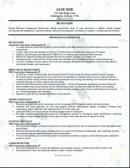 Resume for Internal Promotion Template Awesome Hr Management Resume Internal Job Cover Letter Template