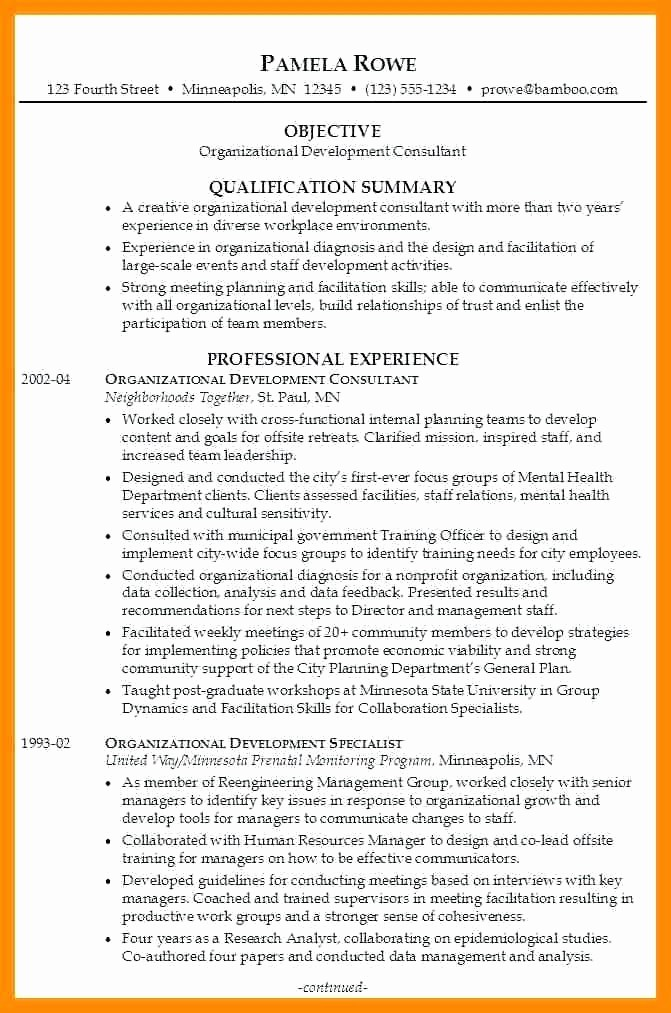 Resume for Internal Promotion Template Best Of Internal Promotion Resume Sample Resume Ideas