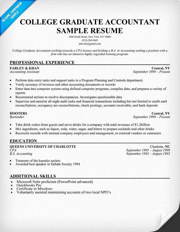 "Resume for New College Graduate Beautiful Search Results for ""new College Grad Resume Sample"